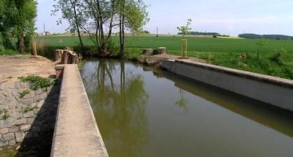 Opravený akvadukt