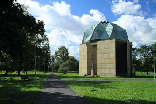 Pavilon pro Reinerovu fresku (zámek Duchcov)