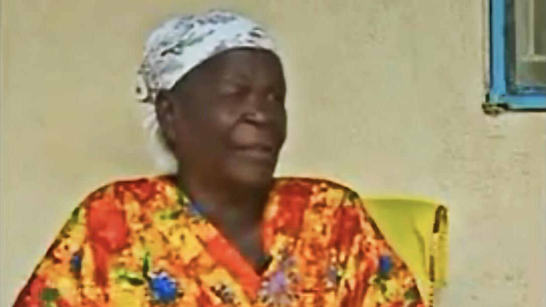 Sarah Onyango Obamová