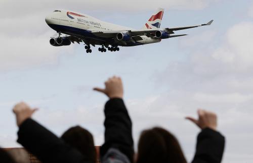 Stávka v British Airways