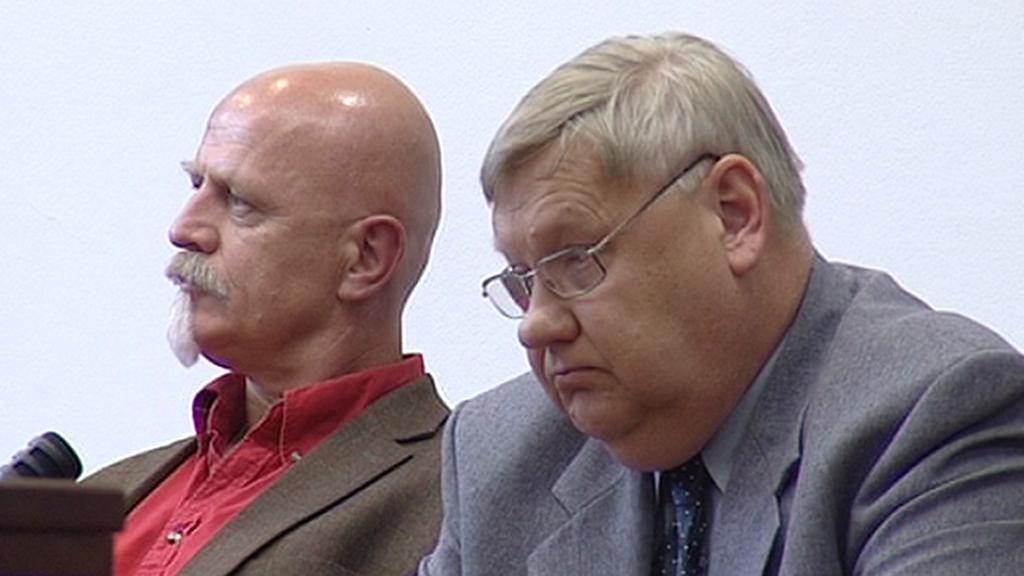 Jaromír Vašek a Jan Zedníček