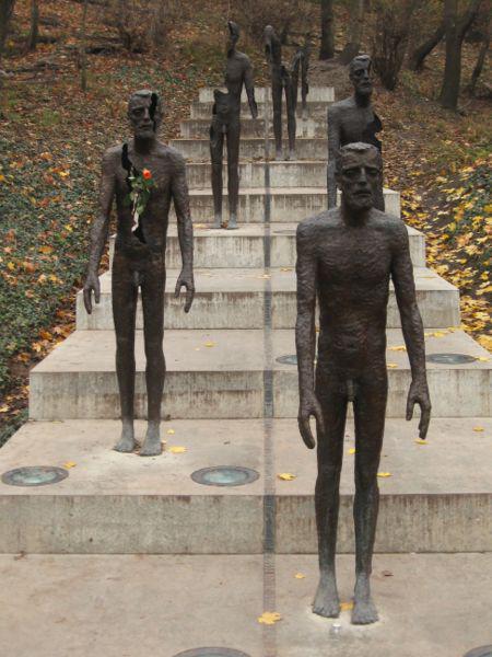 Pomník obětem komunismu na Újezdě