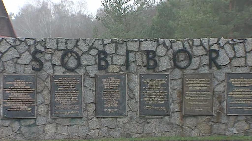 Koncentrační tábor Sobibor