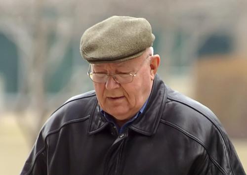 John Demjanjuk v roce 2005