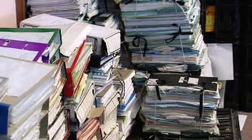 Úřední spisy