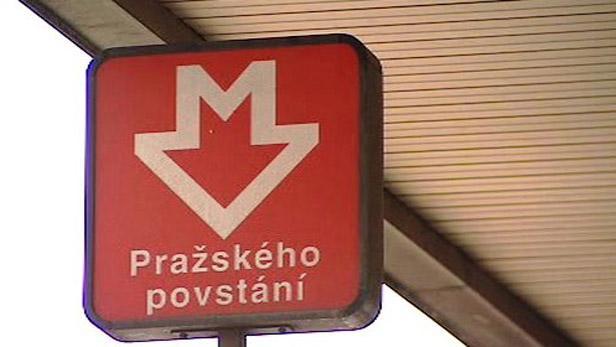 Metro Pražského povstání