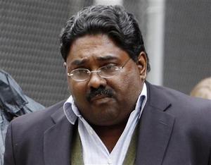Miliardář Raj Rajaratnam