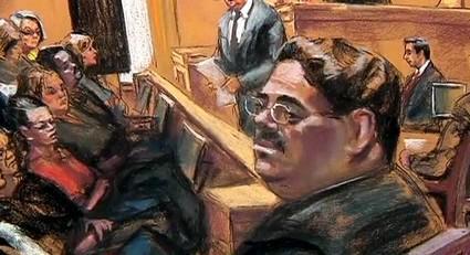 Raj Rajaratnam u soudu