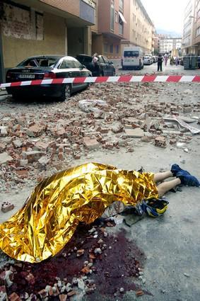 Zemětřesení ve Španělsku