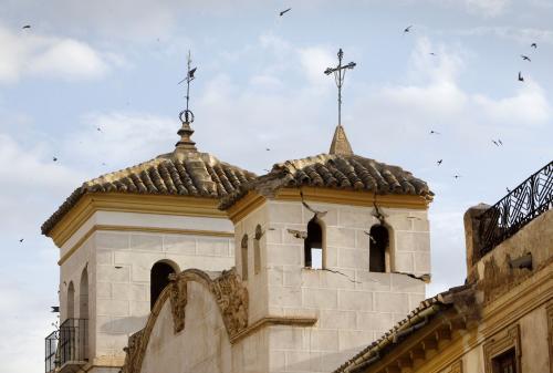 Následky zemětřesení ve Španělsku