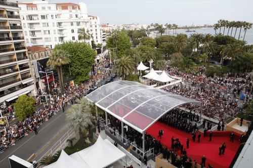 Festival v Cannes 2011