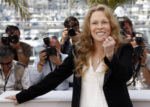 Cannes 2011 / Faye Dunawayová