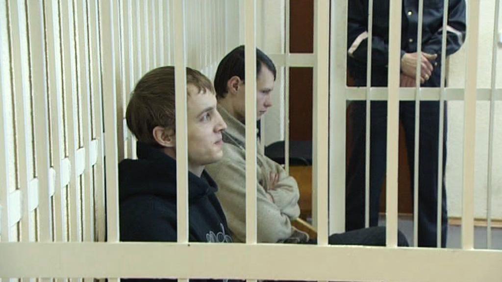 Soud s představiteli běloruské opozice