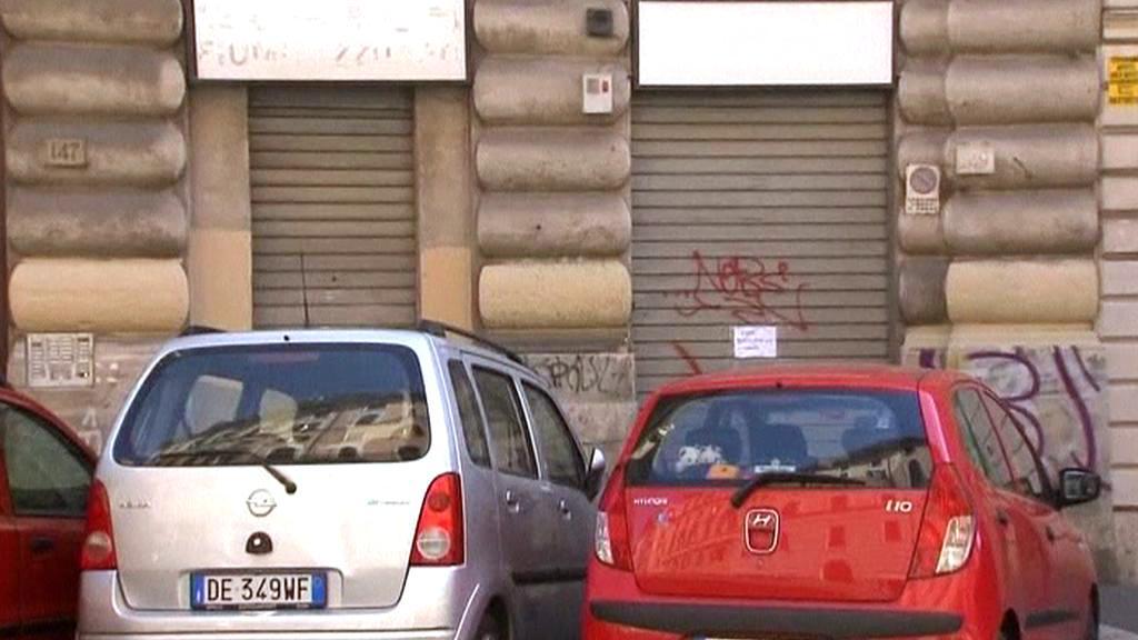 Římské obchody zůstaly zavřené