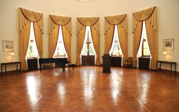 Interiér Lobkovického paláce