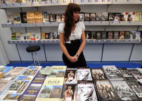 Svět knihy 2011