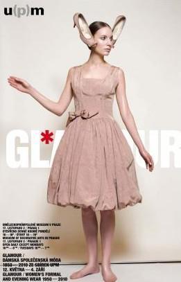 Glamour / Dámská společenská móda 1950-2010