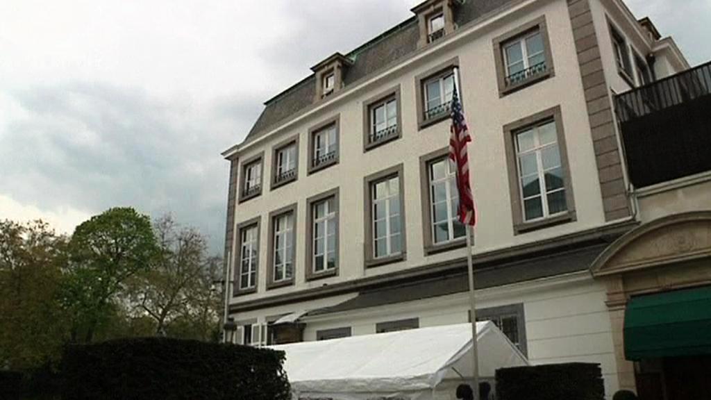 Rezidence velvyslance Spojených států v Bruselu