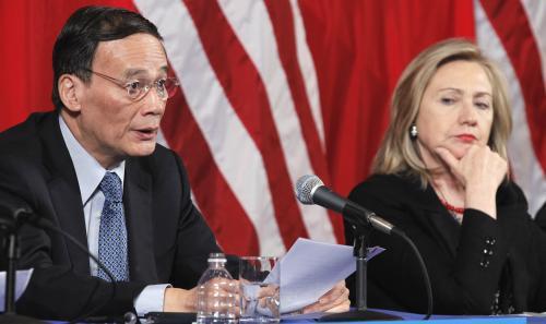 Americko-čínská jednání