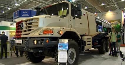 Armádní technika