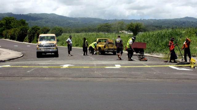 Změny v dopravě ve státě Samoa