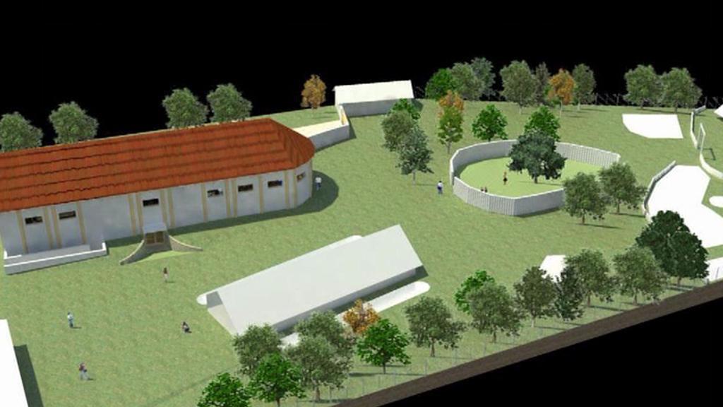 Projekt archeoparku