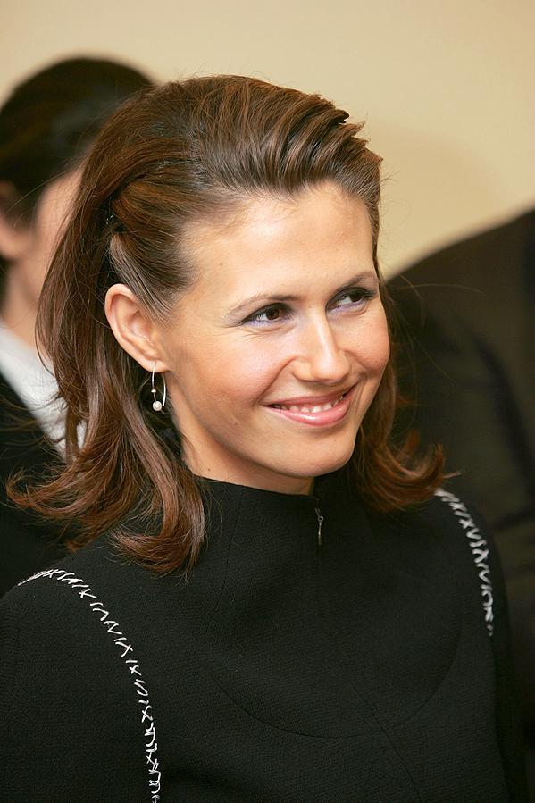 Asma Asadová