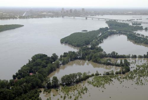 Rozvodněná Mississippi