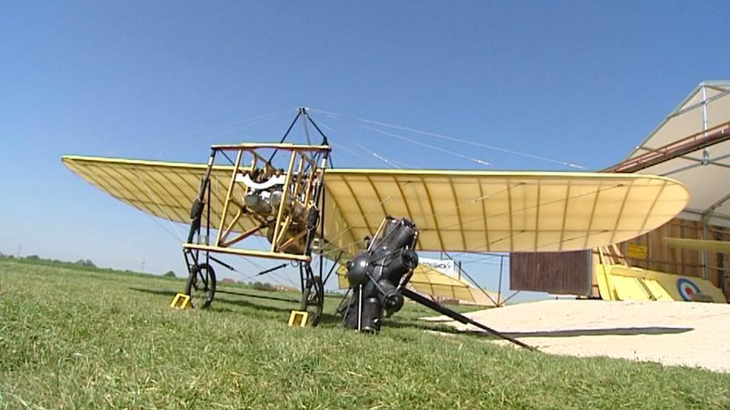 Muzeum letectví v Kuněticích