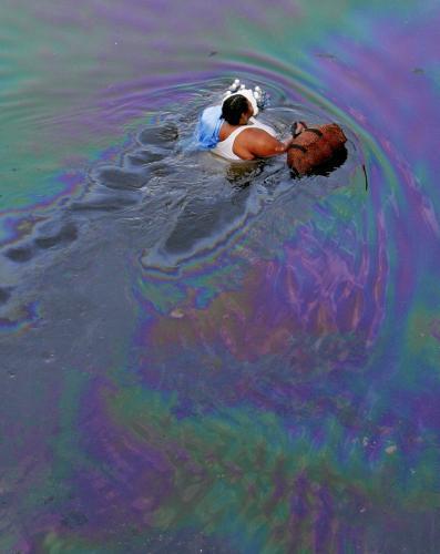 New Orleans se ocitlo po Katrině pod vodou