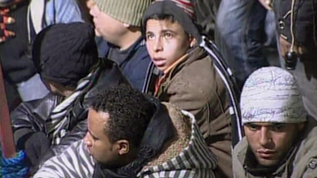 Uprchlíci ze severní Afriky