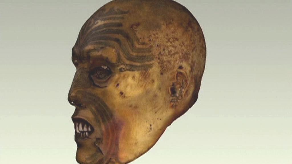 Maorská hlava se vrací na Nový Zéland