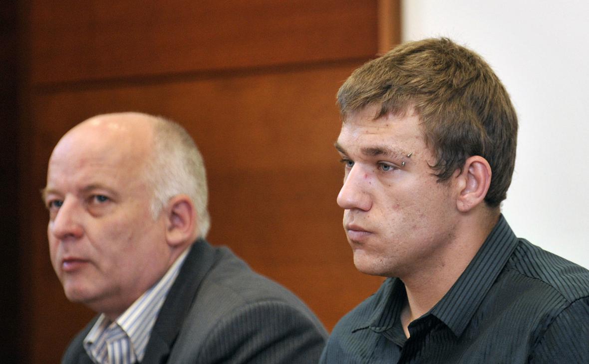 Jakub Kupec u soudu