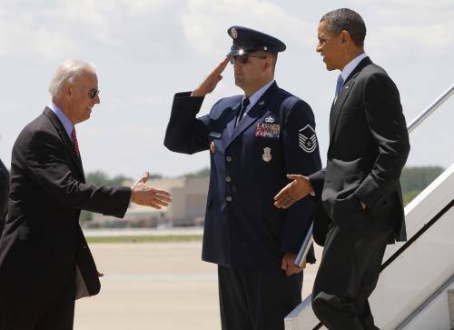 Barack Obama ve Fort Campbell