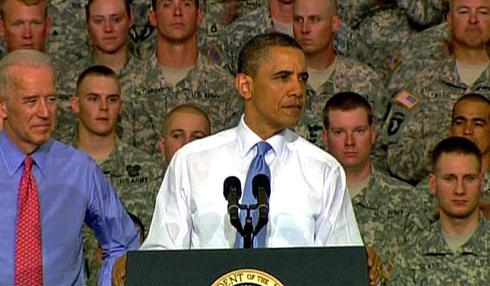 Bbarack Obama v Kentucky