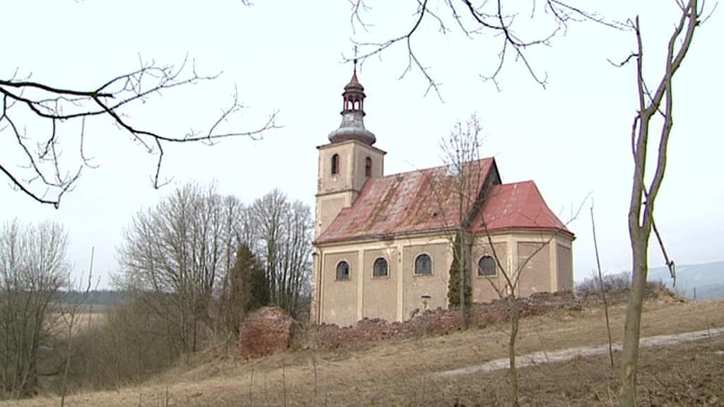 Kostel v Javorníku