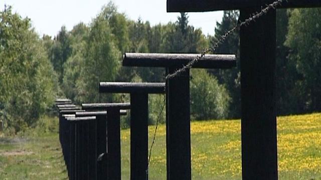 Památník železné opony