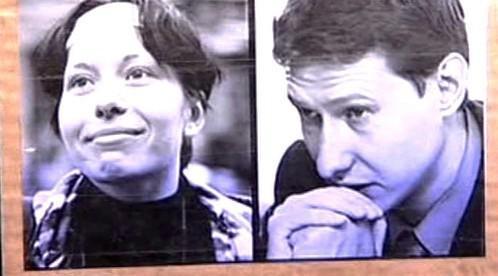 Anastasie Baburovová a Andrej Markelov