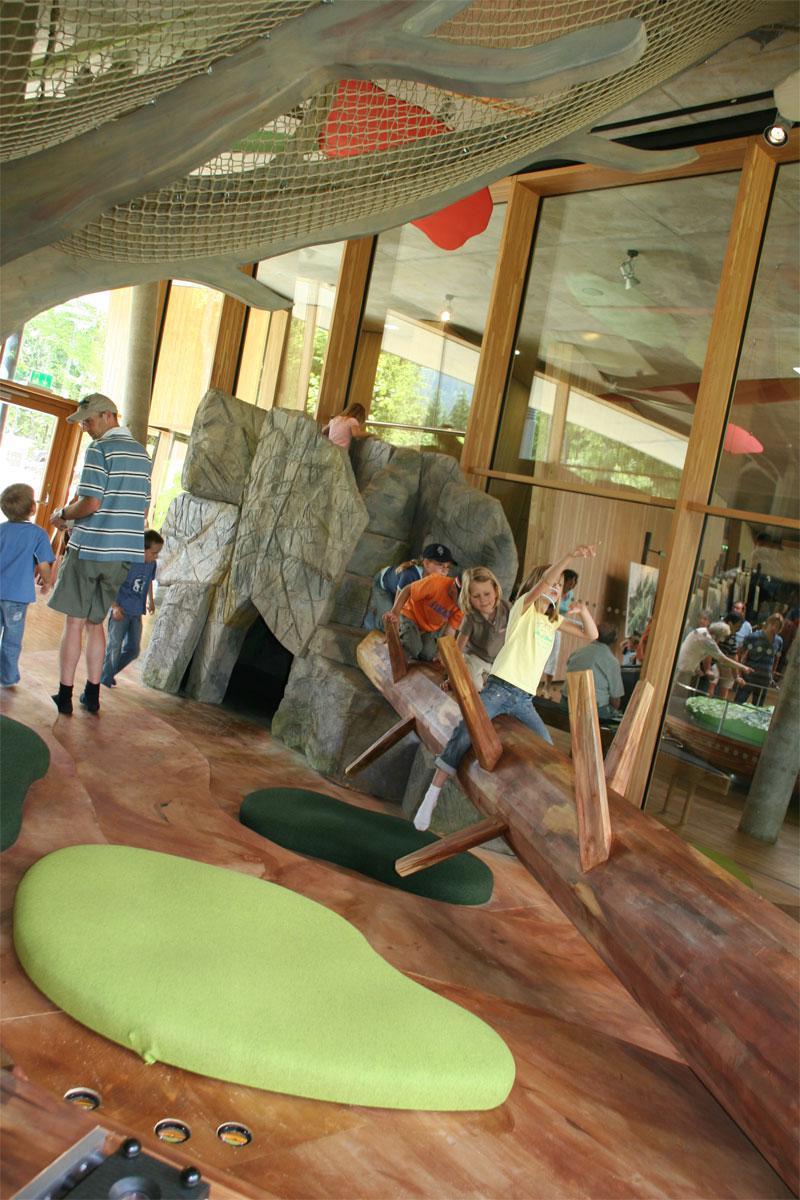 Muzeum divočiny na Šumavě