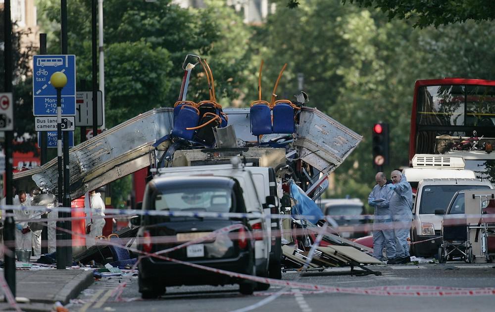 Teroristické útoky na Londýn v červnu 2005