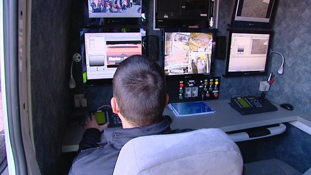 Monitorovací vozidlo