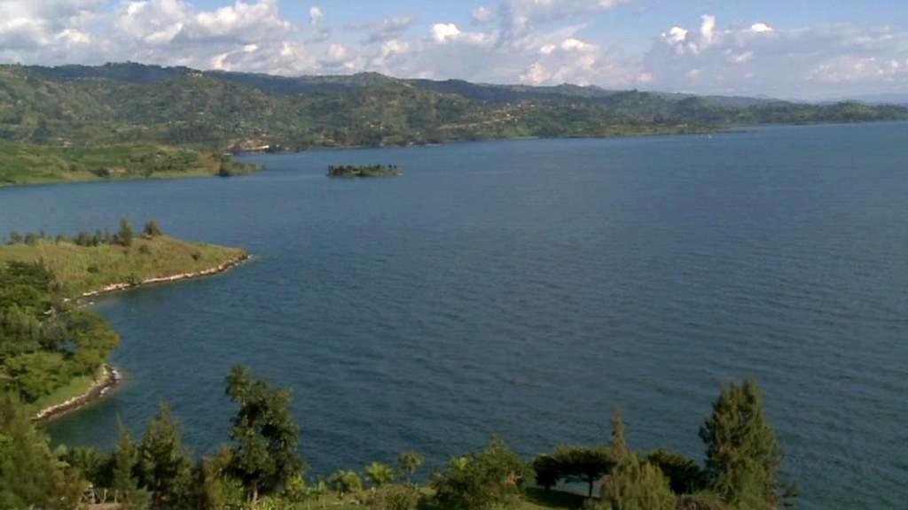 Jezero Kivu