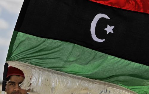 Libyjský povstalec