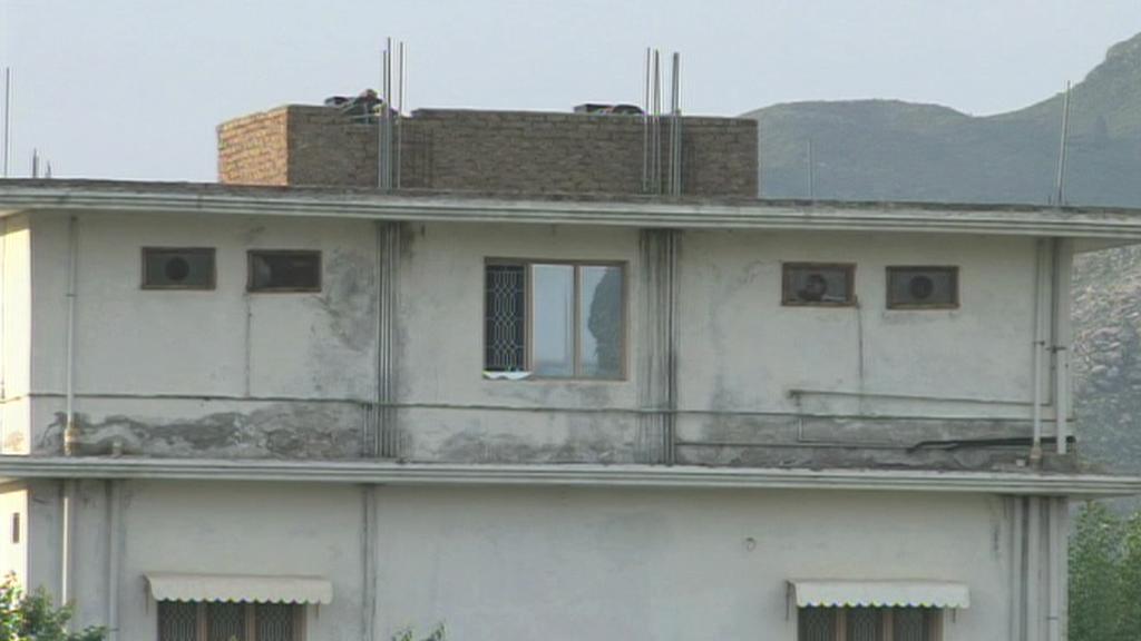 Rezidence Usámy bin Ládina v Pákistánu