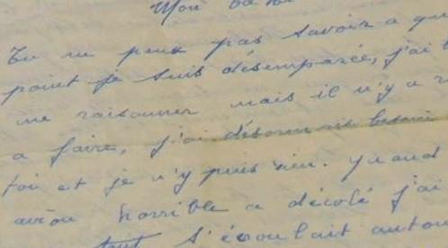 Milostný dopis Edith Piaf