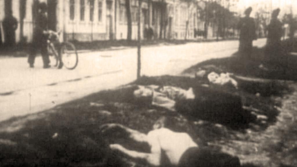 Oběti druhé světové války v Srbsku
