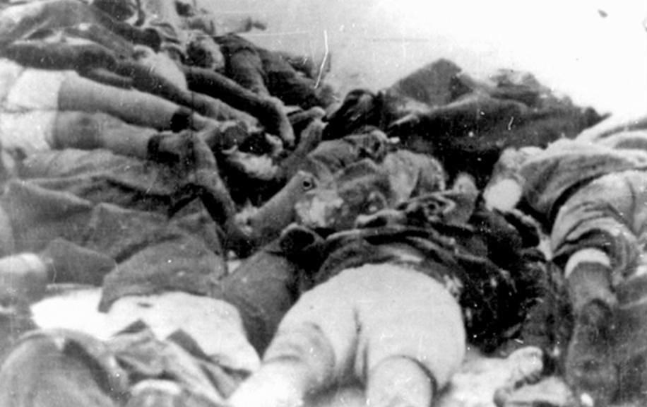 Oběti druhé světové války
