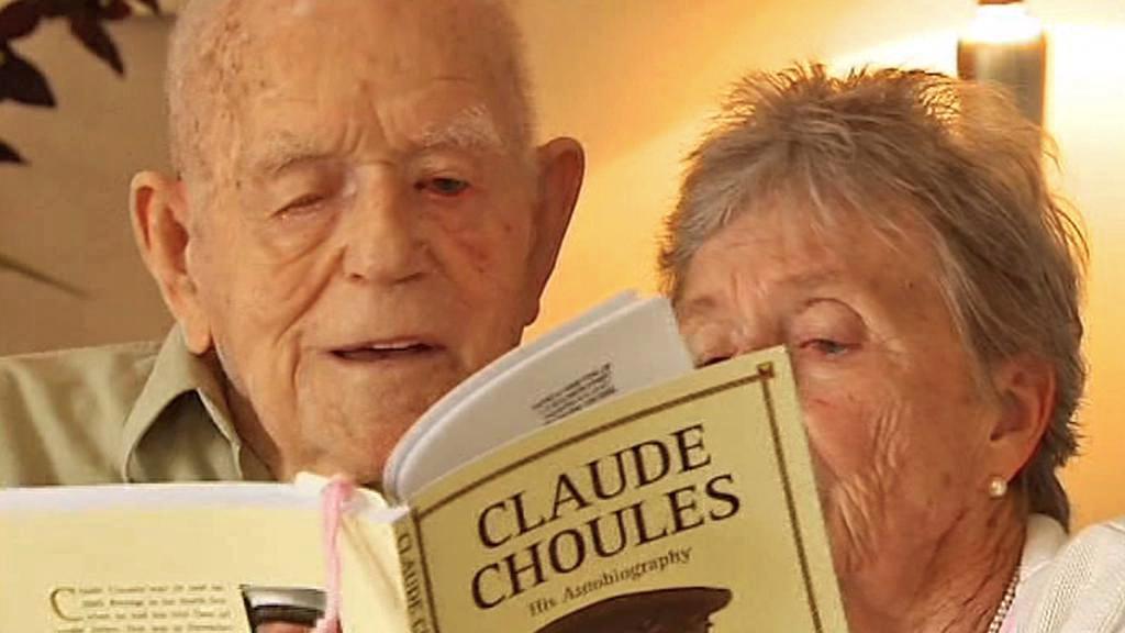 Claude Choules