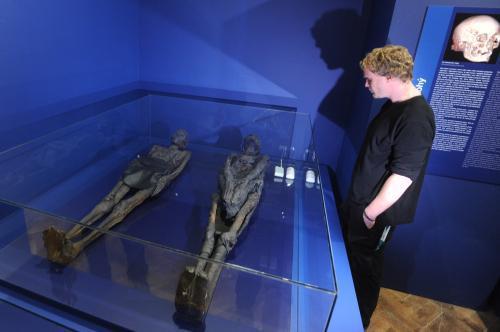 Egyptské mumie