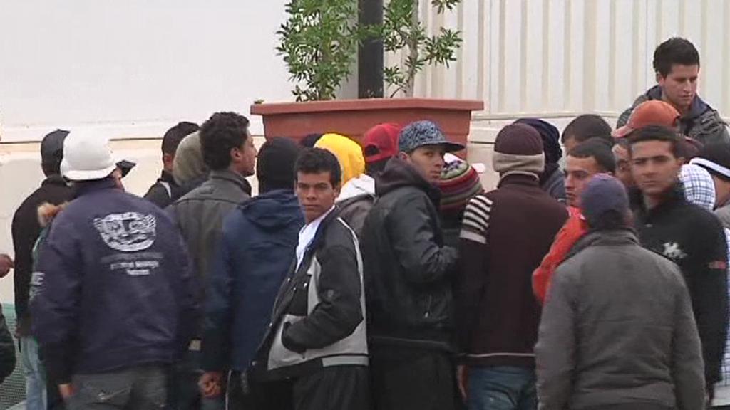 Afričtí imigranti v Itálii